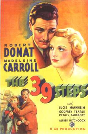39 steps theatre essay · essays and interviews the 39 steps, adapted by patrick barlow the 39 steps was one of the best theatre performances that i have seen.