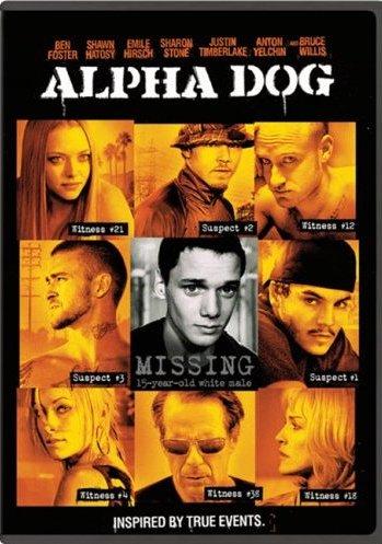 DVD Cover for Alpha Dog IMDB Link: Alpha Dog DVD Relase Date: 2007-05-01
