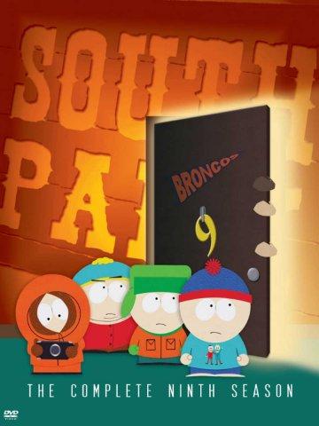 South Park: The Complete Ninth Season movie