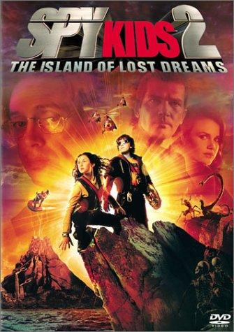 Spy Kids 2: Island of Lost Dreams movie