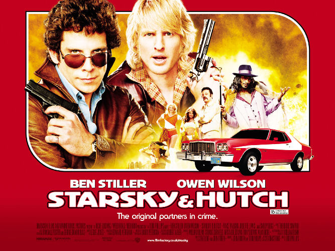 Starsky and Hutch Movie Poster IMDB Link: Starsky and Hutch
