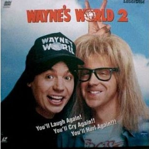 Waynes World 2 Waynestock | RM.