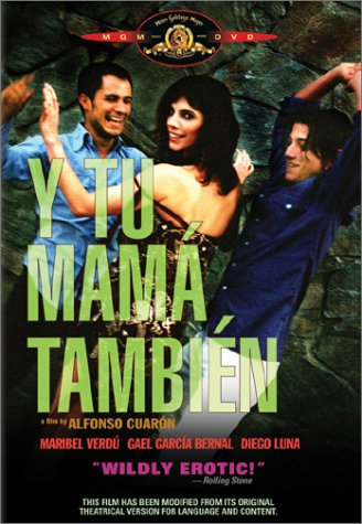 DVD Cover for Y Tu Mama Tambien
