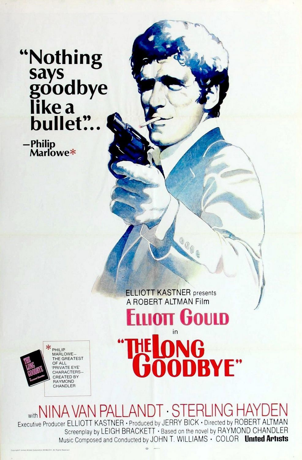 The Jackass Critics Podcast presents The Long Goodbye.